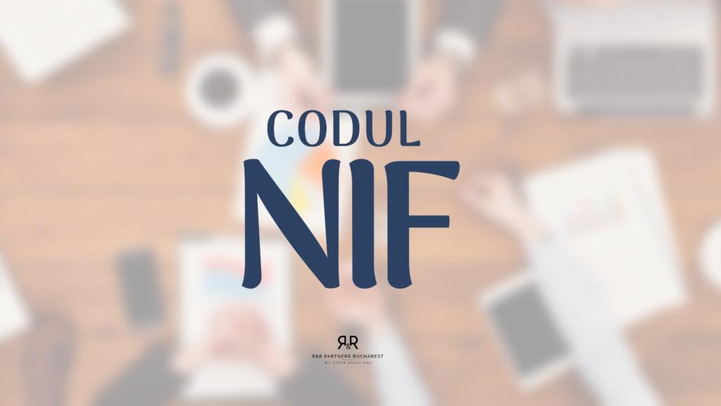 Codul NIF